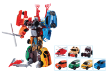 Tobot Giga 7 mini toy