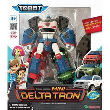 Mini Deltatron packaging