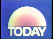 NBC News' Today Video Open From The 1970's