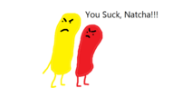 Natcha Sucks