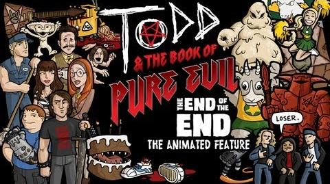 Operation Indiegogo - Todd & The Book of Pure Evil