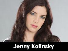 Todd character Jenny Kolinsky