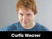 Todd character Curtis Weaver
