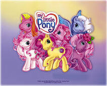 My little pony g3
