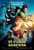 El reino secreto poster