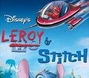 Leroy y Stitch