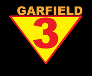 GARFIELD 3 FANON PELICULA POSTER 1