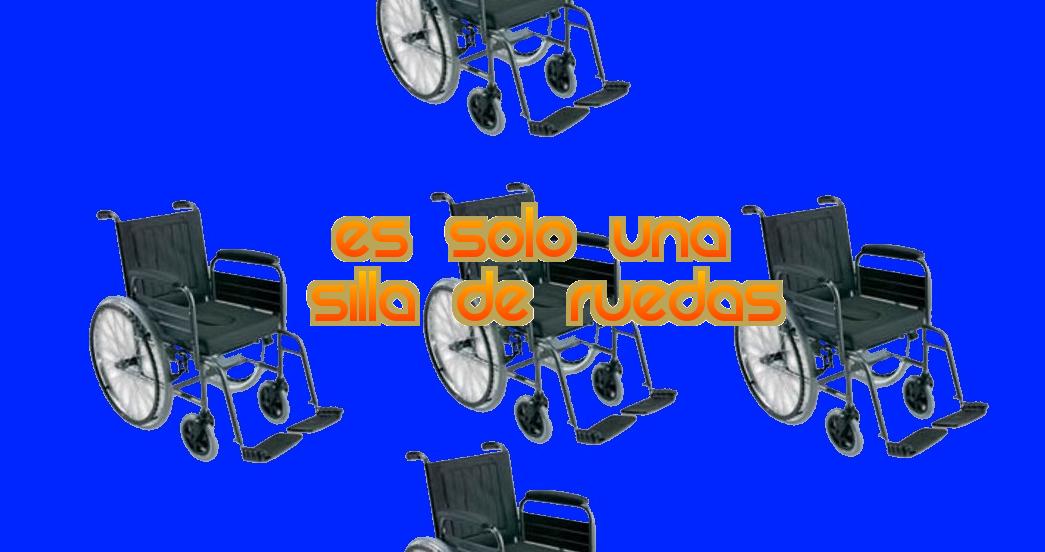 Fandom Es De Fanon Powered Solo Una RuedasTodocine Silla Wiki 4A3j5RL