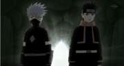 Kakashi y Obito