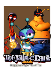 ToeJam & Earl III: Mission to Earth