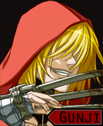 Gunji charactertile