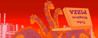 Keizerghidorah hates pepperoni