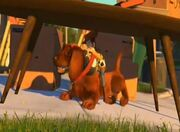 Buster wheezy and woody