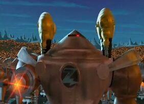 Zurg's robot