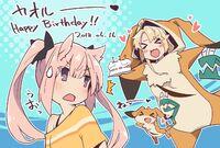 Kaoru birthday