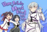 Mirja birthday