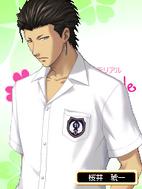 Koichi summer uniform