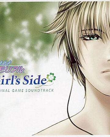 Tokimeki Memorial Girl S Side Original Game Soundtrack Tokimeki