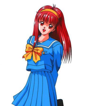 Shiori Fujisaki Tokimeki Memorial Wiki Fandom