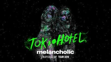 Melancholic Paradise - Tour 2019