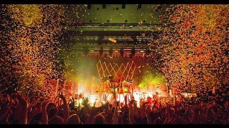 Dream Machine - Tour (Nov