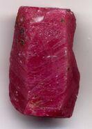 Ruby cristal
