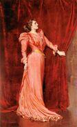 John Collier - red