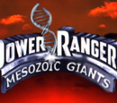 Power Rangers: Mesozoic Giants