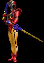 Scarlet Sentinel