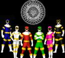 Power Rangers: Aztec Storm