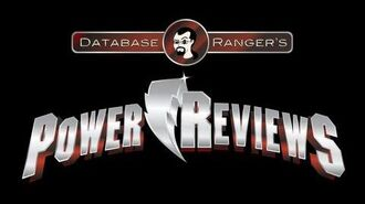Database Ranger's Power Reviews 21 He Blasted Me With Science (Power Rangers Megaforce Episode 2)