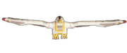 G-6 White Crane