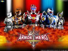 Armor Hero 1