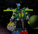 Starstrike Megazords