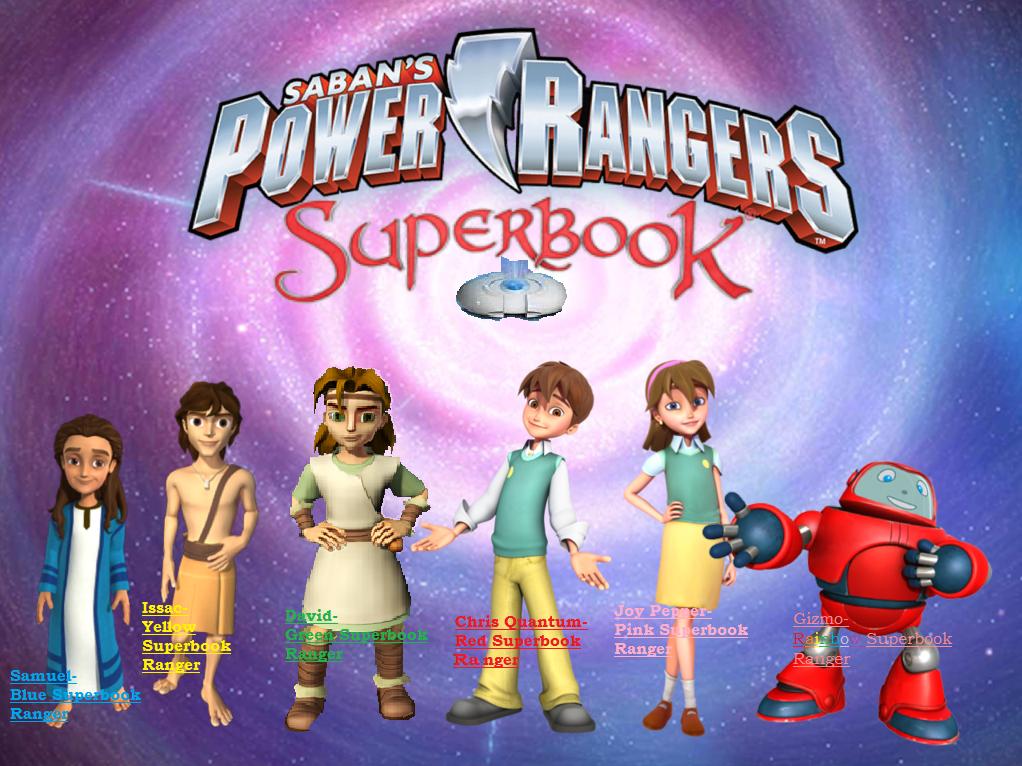 Power Rangers Superbook Toku Fanon Wiki Fandom Powered