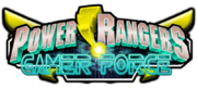 Power rangers gamer force official logo by joeshiba-d6bwl2k