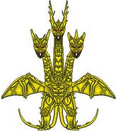Kaiser Ghidorah shinsei Tyzilla33191