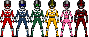 Timeranger by omniferis-d53isw6
