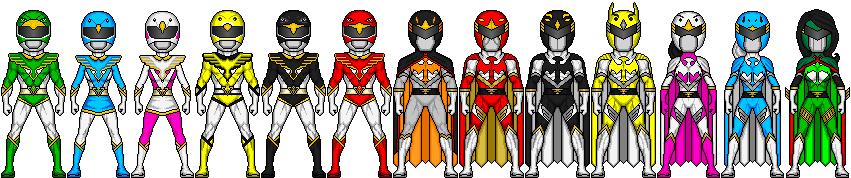 Jetman - Return of Jetman