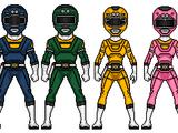 Power Rangers Turbo