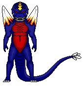 32 Space-Godzilla