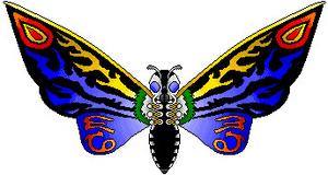Rainbow mothra Tyzilla33191