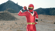 Super Hero Taisen - NinjaRed