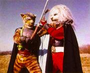 Lion Maru & Tiger Joe