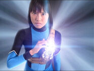 Yuka transforming bodysuit