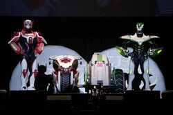 Tiger & Bunny The Live Motor
