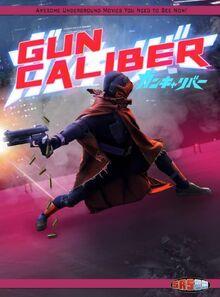 Gun Caliber DVD cover front