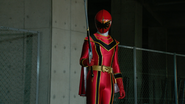 Super Hero Taisen - MagiRed