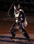 Thunder-like swordsman Daiji