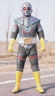 Robot Detective J?